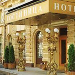 Гостиницы Красных Баков