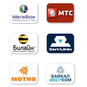 Операторы сотовой связи Красных Баков