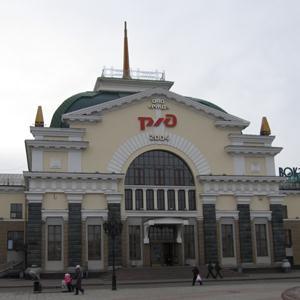 Железнодорожные вокзалы Красных Баков
